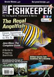 The Fishkeeper issue July/August 2018