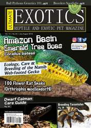 Ultimate Exotics issue Jul/Aug 18