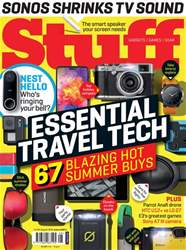 Stuff Magazine Cover