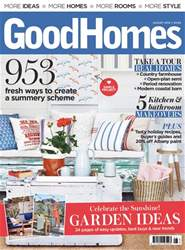 GoodHomes Magazine issue August 2018