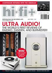 Hi-Fi Plus issue Hi-Fi+ Issue 161