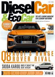 Diesel Car & Eco Car issue August 2018