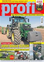 Profi International issue August 2018