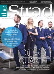The Strad issue August 2018