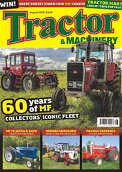 Tractor & Machinery issue August 2018