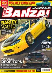 Banzai issue August 2018