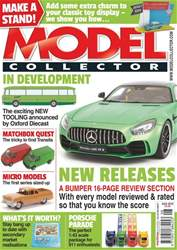 Model Collector issue Aug-18