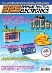 Everyday Practical Electronics issue Aug-18