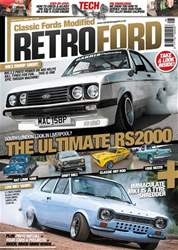 Retro Ford issue August 2018