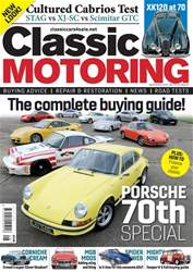Classic Motoring issue Aug-18