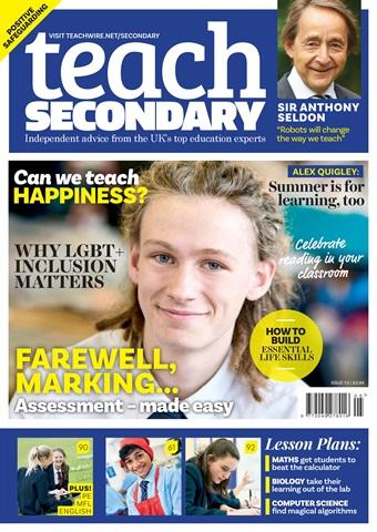 Teach Secondary issue V.7 No.5
