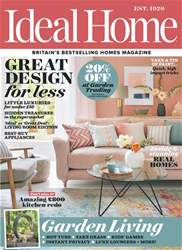 Ideal Home issue August 2018