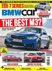 BMW Car issue August 2018