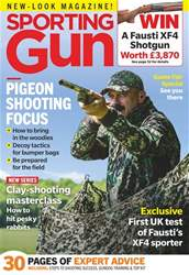 Sporting Gun issue August 2018