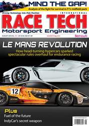 Race Tech issue Race Tech Issue 213