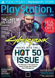 Playstation Official Magazine (UK Edition) issue August 2018