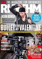 Rhythm issue August 2018