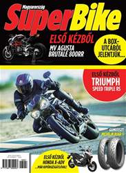 Superbike Hungary issue Jul-18