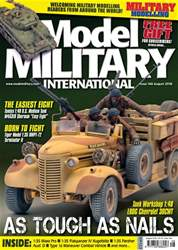 Model Military International issue August 2018