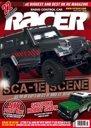 Radio Control Car Racer issue August 2018