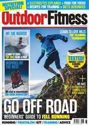 Outdoor Fitness issue August 2018