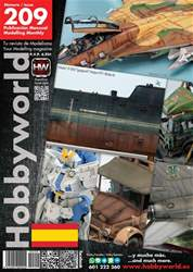 Hobbyworld issue HOBBYWORLD 209