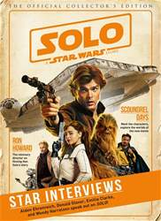 Solo: A Star Wars Story - The Official Collector's Edition issue Solo: A Star Wars Story - The Official Collector's Edition