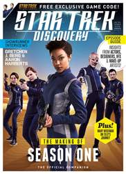 Star Trek: Discovery - The Making of Season One issue Star Trek: Discovery - The Making of Season One