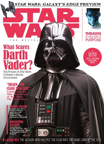 Star Wars Insider issue #182