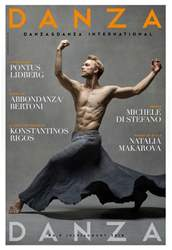 DANZA&DANZA International issue Jul/Aug
