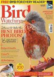 Bird Watching issue August 2018