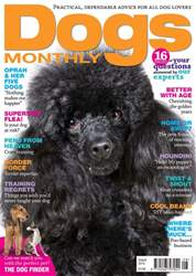 Dogs Monthly issue August 2018