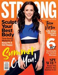 Strong Fitness issue July/Aug2018