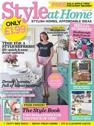 Style at Home issue August 2018
