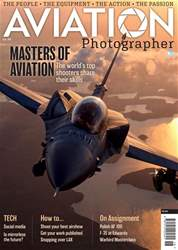 Aviation Photographer issue Aviation Photographer
