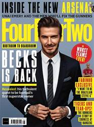 FourFourTwo issue August 2018
