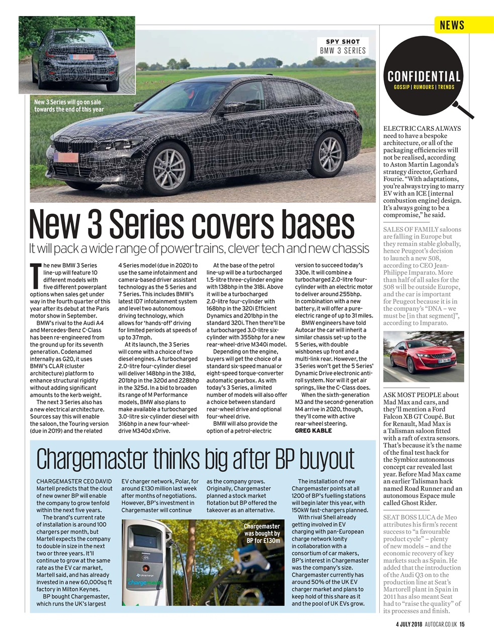 ea1b1539da4 Roll over to preview. In this weeks issue  Range Rover - New one will ...