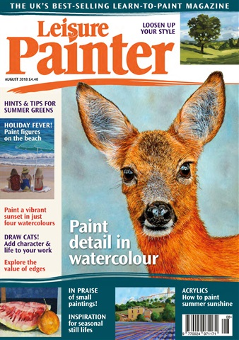 Leisure Painter issue Aug-18