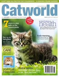 Cat World issue Issue 485