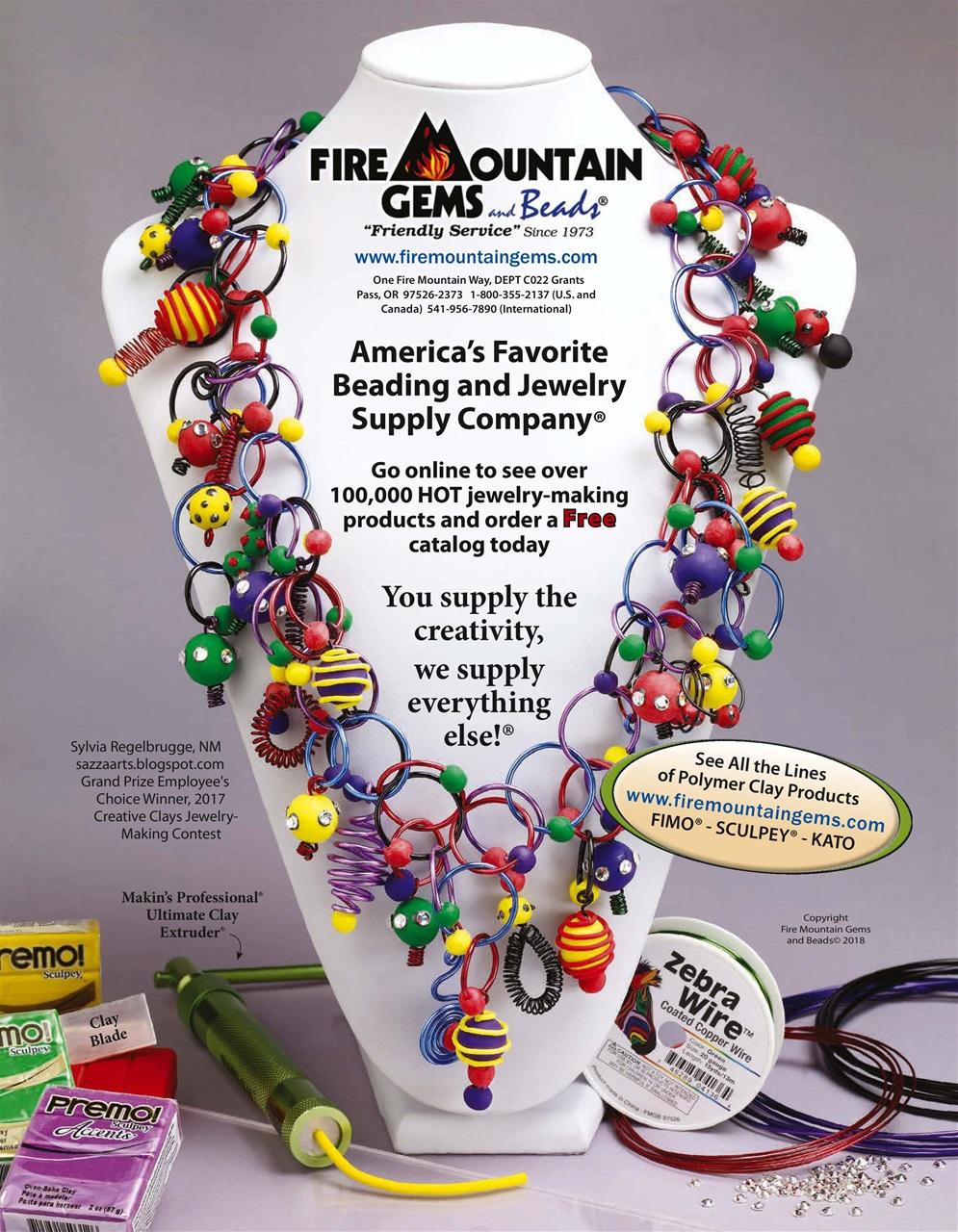 4573f84f039 Bead & Jewellery magazine