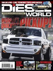 Diesel World issue September 2018