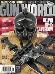 Gun World issue August 2018