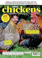 Your Chickens issue Aug-18