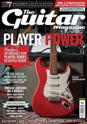 The Guitar Magazine issue Aug-18