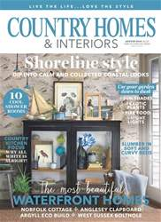 Country Homes & Interiors issue August 2018