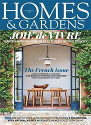 Homes & Gardens issue August 2018