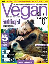 Vegan Life issue Aug-18