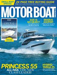 Motorboat & Yachting issue August 2018