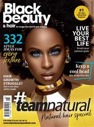 Black Beauty & Hair – the UK's No. 1 black magazine issue Aug/Sept 2018