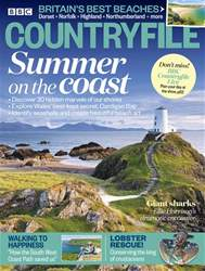 Countryfile Magazine issue August 2018
